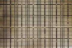 De plaat van metaalcubics; abstracte industriële achtergrond Royalty-vrije Stock Foto's
