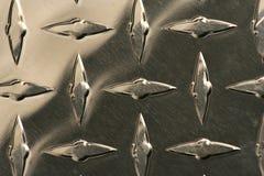 De plaatachtergrond van de diamant Royalty-vrije Stock Afbeeldingen