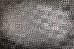 De plaatachtergrond van het metaal Stock Foto