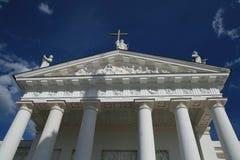 De Plaats van de kathedraal royalty-vrije stock afbeelding