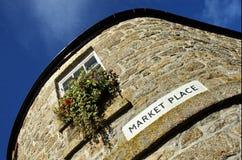 De plaats van de markt Royalty-vrije Stock Foto's