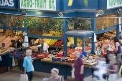 De plaats van de markt in Boedapest Royalty-vrije Stock Afbeelding