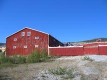De plaats van de mijnbouw Royalty-vrije Stock Afbeelding