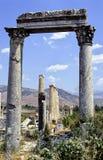 De plaats van Ephesus Stock Afbeelding