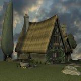 De Plaats van Fairytale royalty-vrije illustratie