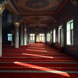 De plaats van het moskeegebed royalty-vrije stock afbeelding