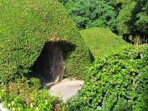 De plaats van Hobbit Stock Afbeeldingen