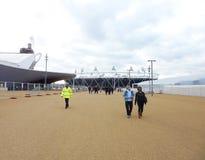 De Plaats van Olympische Spelen in Strafford royalty-vrije stock foto's