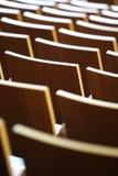 De Plaatsing van het theater Stock Foto's