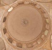 De plafonds van mosque, Iran royalty-vrije stock foto