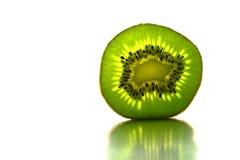 De plak van de kiwi Royalty-vrije Stock Foto's