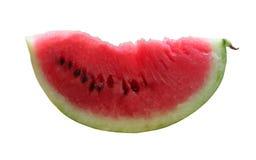 De plak van de meloen stock foto