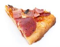 De plak van de pizza Royalty-vrije Stock Afbeelding