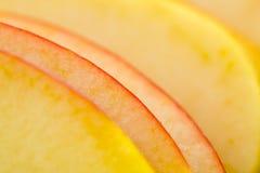 De plakken van Apple Stock Afbeelding