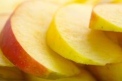 De plakken van Apple Royalty-vrije Stock Foto's