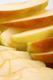 De plakken van Apple Royalty-vrije Stock Foto