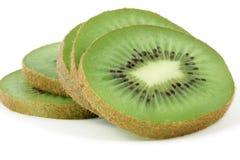 De plakken van de kiwi Royalty-vrije Stock Foto