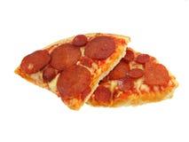 De Plakken van de pizza royalty-vrije stock foto