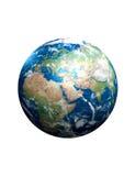 De Planeet van de aarde Stock Foto's
