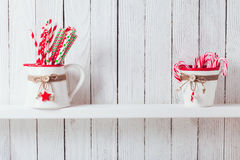 De plank van de Kerstmiskeuken stock foto's