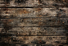 De planken van de schipschil Stock Foto