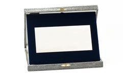 De plaque van de trofee Royalty-vrije Stock Afbeelding