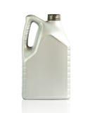 De plastic gallon van de fles 6 liter Royalty-vrije Stock Foto
