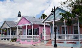 De Plattelandshuisjes van Key West royalty-vrije stock afbeeldingen