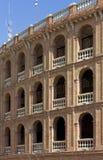 de plaza toros巴伦西亚 库存图片