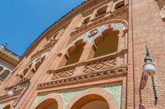 de plaza toros madrid Fotografering för Bildbyråer