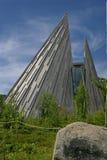 De plenaire Montagehal van het Parlement Sami Royalty-vrije Stock Foto