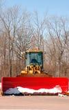 De Ploeg van de sneeuw Stock Fotografie