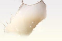 De plons van de melk Royalty-vrije Stock Afbeeldingen