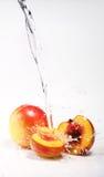 De plons van het fruit royalty-vrije stock fotografie