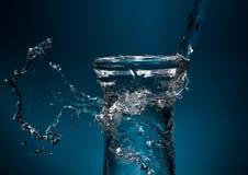 De plons van het water Royalty-vrije Stock Afbeeldingen