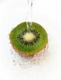 De Plons van het Water van de kiwi Royalty-vrije Stock Foto's