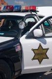 De politie Stock Foto