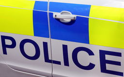 De Politie van Londen Stock Foto