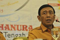 DE POLITIEKE DYNASTIEËN VAN INDONESIË royalty-vrije stock foto's