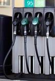 De pomp van de benzine. Stock Fotografie