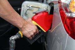 De Pomp van de brandstof stock foto's