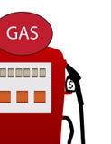 De pomp van de brandstof Stock Foto