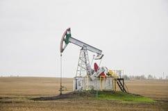 De pomp van de olie Royalty-vrije Stock Fotografie