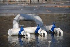 De pomp van het water Royalty-vrije Stock Afbeeldingen