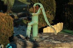 De pomp van het water royalty-vrije stock foto