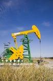 De pomphefboom van de olie Royalty-vrije Stock Foto's