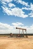 De pomphefboom van de olie Royalty-vrije Stock Afbeelding