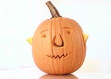 De pompoen van Halloween Stock Fotografie