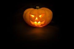 De pompoen van Halloween Stock Foto's