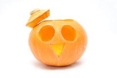 De Pompoen van Halloween. royalty-vrije stock foto